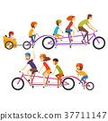 自行车 脚踏车 骑术 37711147