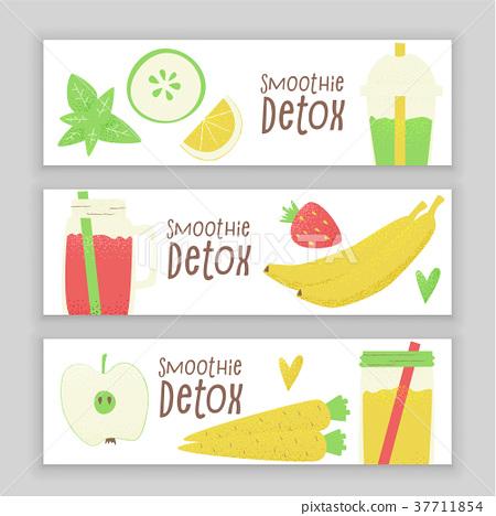 Detox smoothie 37711854