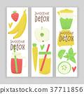 Detox smoothie 37711856