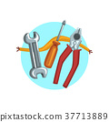 repair, tool, icon 37713889