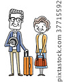 年长夫妇:旅行 37715592