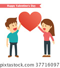 characters couples happy valentines day  37716097