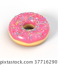 donut icing delicious 37716290