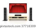 Home cinema set 37716309