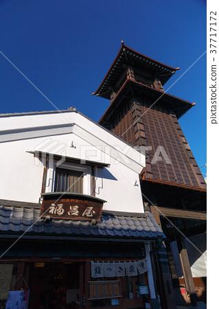 [Saitama] Koedo, a tourist attraction in Kawagoe 37717172