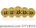 硬幣 錢幣 比特幣 37718555