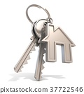 Key of house door 37722546