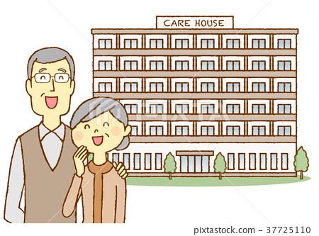 資深夫婦關心房子 37725110
