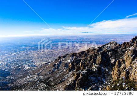 Mountain peak 37725596