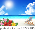바다, 리조트, 해변 37729185