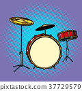 drum set musical instrument 37729579