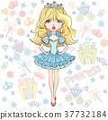 dress beautiful girl 37732184
