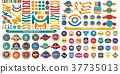 復古 標籤 向量 37735013