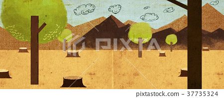 Deforest concept art design 37735324