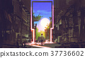 the magic gate to beautiful place 37736602