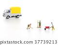 농업, 출하, 경트럭 37739213