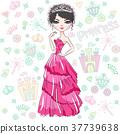 beautiful girl fashion 37739638