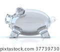 3d, bank, glass 37739730