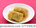 cabbage, roll, cooked 37739828