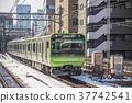 야마노 테선 E235 계 아키하바라 역 37742541