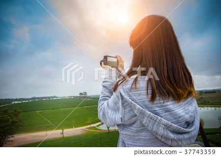 Travel girl. 37743359