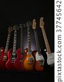 일렉트릭 기타, 현악기, 줄악기 37745642