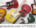 电子吉他 弦乐器 多彩 37745825