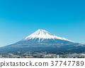 從新幹線車窗看到的富士 37747789