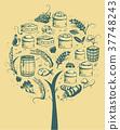 農業的 產品 樹木 37748243