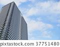 高層公寓大樓 公寓 房屋 37751480