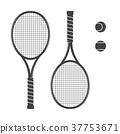 racket ball tennis 37753671