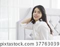 주택,침실,생활,여자,한국인 37763039