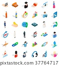 work, icon, isometric 37764717