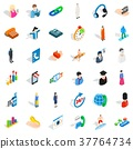 job, icon, isometric 37764734