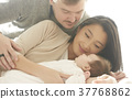 國際婚姻夫婦寶貝 37768862