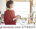 茶点 下午茶时间 茶 37769255