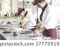 男人和女人 男女 蛋糕店 37770919