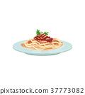 spaghetti sauce cuisine 37773082