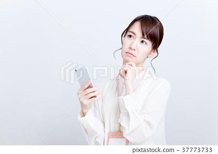 女商人(智能手機) 37773733