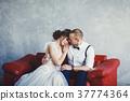婚礼 新娘 夫妇 37774364