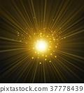 배경, 벡터, 폭발 37778439