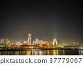 미나토미라이, 요코하마, 야경 37779067