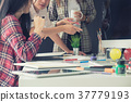 graphic design creativity Ideas in office. 37779193