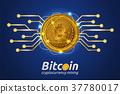 比特幣 硬幣 錢幣 37780017