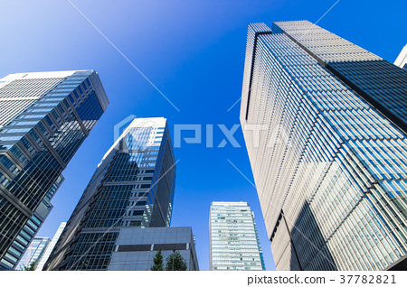 ทิวทัศน์ของเมืองสำนักงาน 37782821