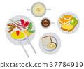 breakfast, omelette, omelet 37784919