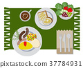breakfast, omelette, omelet 37784931
