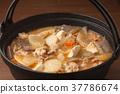 pork soup, pork miso soup, miso soup 37786674