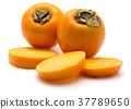 persimmon, orange, fruit 37789650