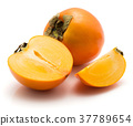 persimmon, orange, fruit 37789654